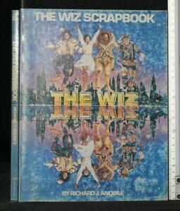 THE WIZ SCRAPBOOK. Richard Anobile. Berkley.
