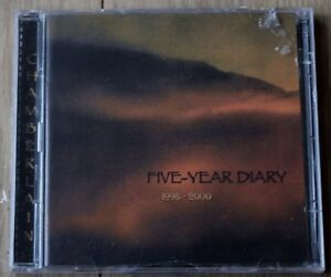 Chamberlain-5-Year-Diary-1996-2000-2002-A-New-2CD-Set-In-Wrappers