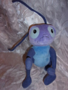 Disney-Flying-Ant-Flik-A-Bugs-Life-Pixar-10-034-Plush-Soft-Toy-Stuffed-Animal