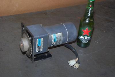 gtr nissei dc gearmotor 1:10 90v 7x063313a INV=28576