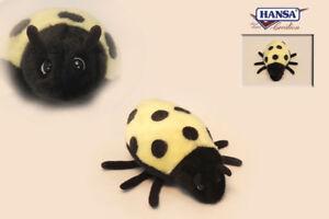 Peluche-Coccinella-Lady-Bug-Gialla-6x17x16-Peluches-Hansa-PS-07715