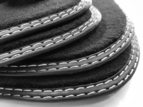 Fußmatten für Mercedes-Benz G W463 Long Original Qualitat Velours Automatten