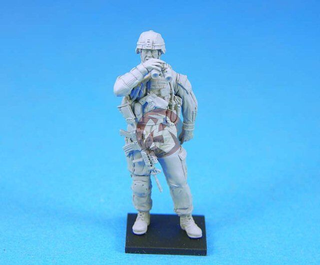 Legend 1/35 Modern US Army Vehicle Crew Soldier No.1 [Resin Figure Model] LF0122