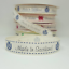 Wales grosgrain ribbon Made in England Ireland 16mm x 5 metres Scotland