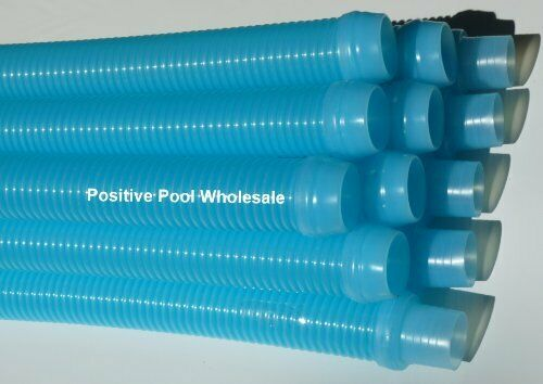 Flexible Universal Swimming Pool Cleaner Hose w  1.5-Inch Diameter 40