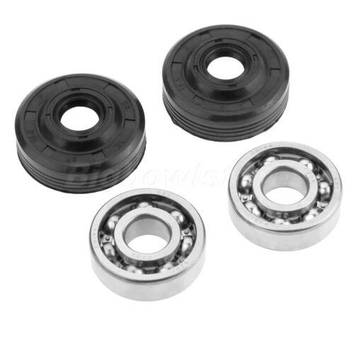 2x Oil Seal Crankshaft Main Bearing for Husqvarna 36 41 136 137 141 142 Chainsaw