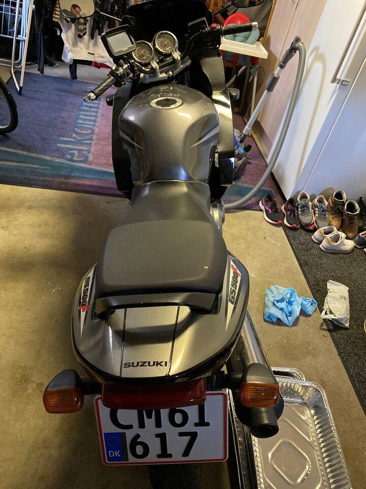 Suzuki, GS, 500 ccm