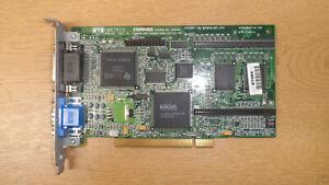 MATROX MILLENIUM 2MB PCI Graphics card 576-05 REV: B