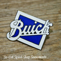 Buick Emblem Grill Shell Hot Rod Rat Custom Vtg Old Style Replacement Badge Gm