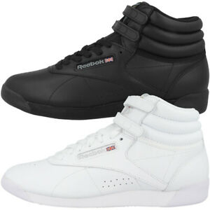 Reebok Freestyle Hi Schuhe Women Damen High Top Classics