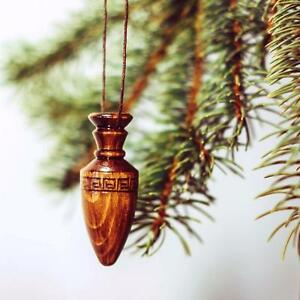 Aromatherapy pendant siberian cedar wood essential oil necklace image is loading aromatherapy pendant siberian cedar wood essential oil necklace aloadofball Image collections