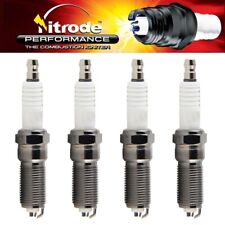 Nitrode Car Spark Plugs For Chrysler 2001 2010 Pt Cruiser Set Of 4 Np24
