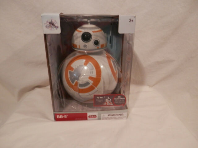 Disney Star Wars BB 8 Droid Talking Action Figure 25 Sound Effects Lights  9 5