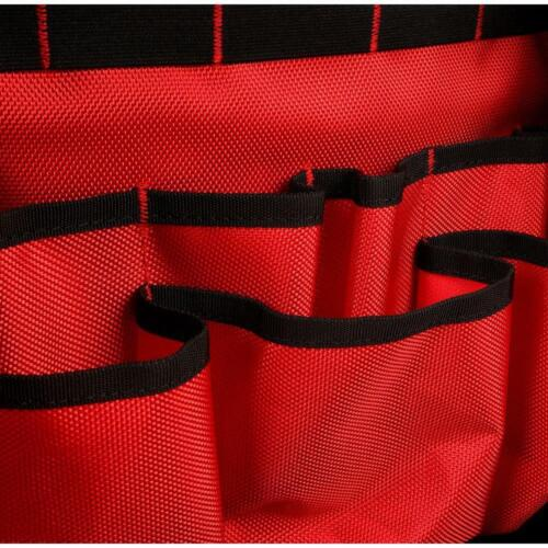 Milwaukee Jobsite Backpack Tool Bag Tools Storage  Organizer w// Laptop Sleeve