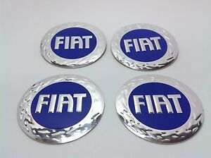 NEW-4pcs-Decal-Alu-Stickers-for-Wheel-Centre-Cap-Hubs-for-FIAT-60mm