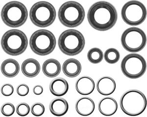 530pcs AC A//C System Seals Oring Santech Air Conditioning Rapid Seal Repair Kits