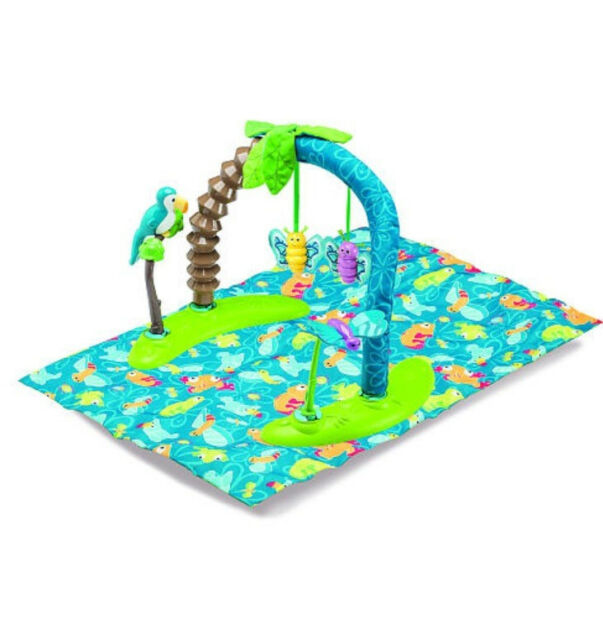 b02bccc43786 Evenflo Exersaucer Triple Fun Active Learning Center Life in The ...