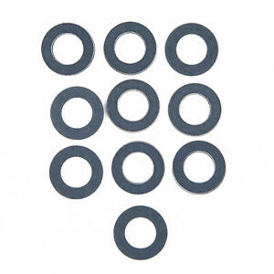 10pcs Car Engine Oil Drain Plug Seal Washer Gasket Rings Tool Fits For TOYOTA