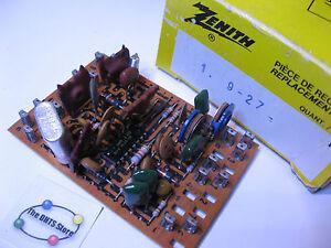 9-27-Zenith-Replacement-Part-Module-Television-TV-NOS-Vintage