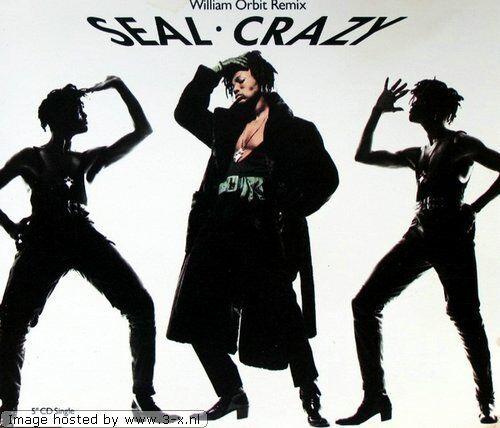 Seal Crazy (William Orbit Remix, 1990) [Maxi-CD]