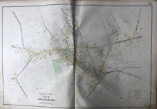 1906 MIDDLESEX COUNTY MASSACHUSETTS MELROSE HOSPITAL WINTHROP SCHOOL ATLAS MAP