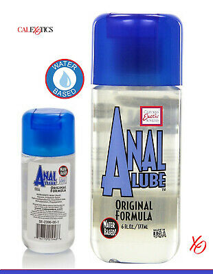 lubricants Safe household anal