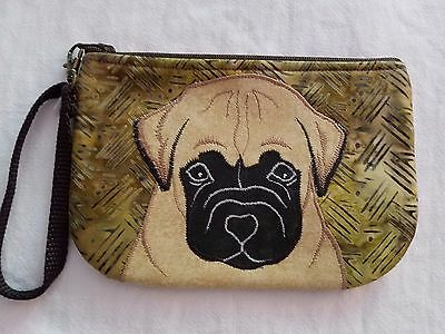 Brown Coin Purse Dogs /& Puppies