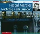 Nachtzug nach Lissabon. Sonderausgabe von Pascal Mercier (2010)