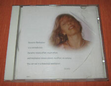 "Dynamic Meditation CD "" ACTIVE MEDITATION "" New Earth"