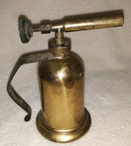 Vintage-Brass-Blow-Torch