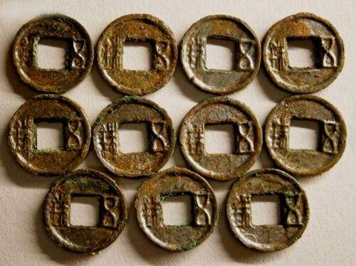 B.C 113/'s West Han DY Coin Eye Chick Coin Little Wu Zhu