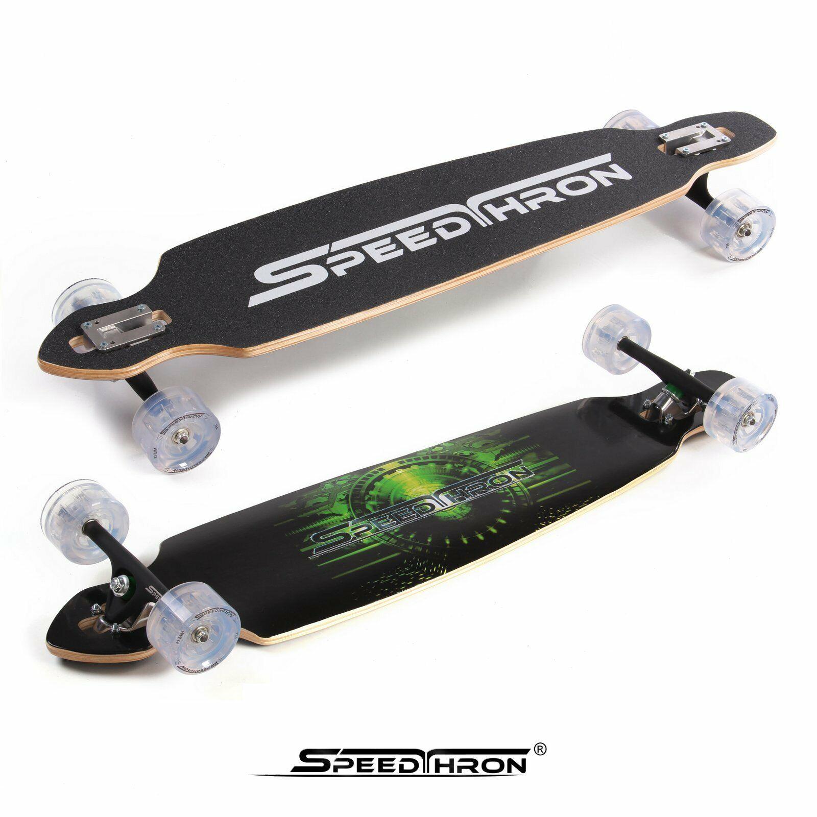 Longboard allday XL dropthrough de speedthron