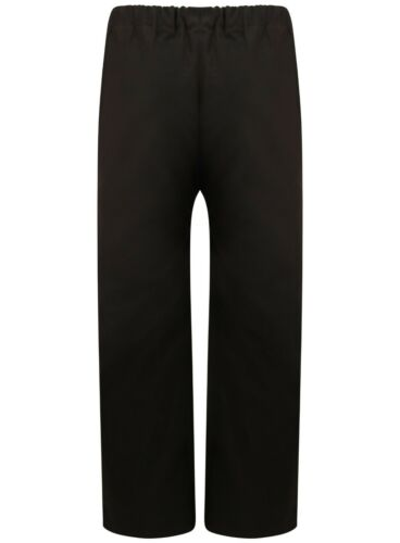 Mens Wax Trousers Waterproof Cotton Hunting Fishing Shooting Overtrousers New