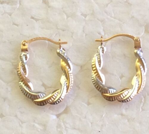 9 Ct GOLD EARRINGS  VARIATION LISTING USE  THE DROP DOWN BOX