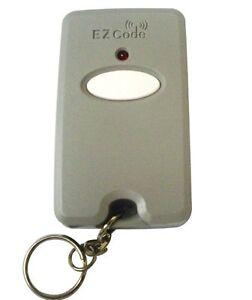 10 digit pins ez code mini remote control garage door gate for 10 digit garage door opener