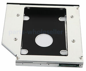 2nd-SATA-HDD-SSD-Hard-Drive-Caddy-for-HP-COMPAQ-PRESARIO-CQ62-417NR-CQ62-111TU
