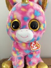 f443eb2e892 Ty Beanie Babies 36837 Boos Dotty The Leopard Large Boo Buddy for ...