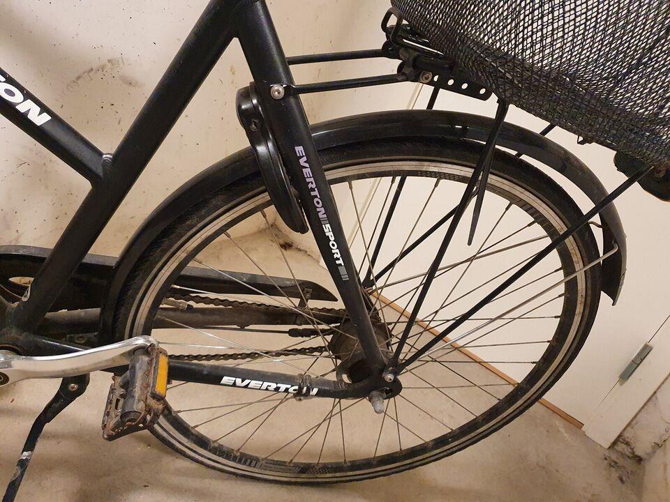 Citybike, Everton Sport kamp '12, 7 gear