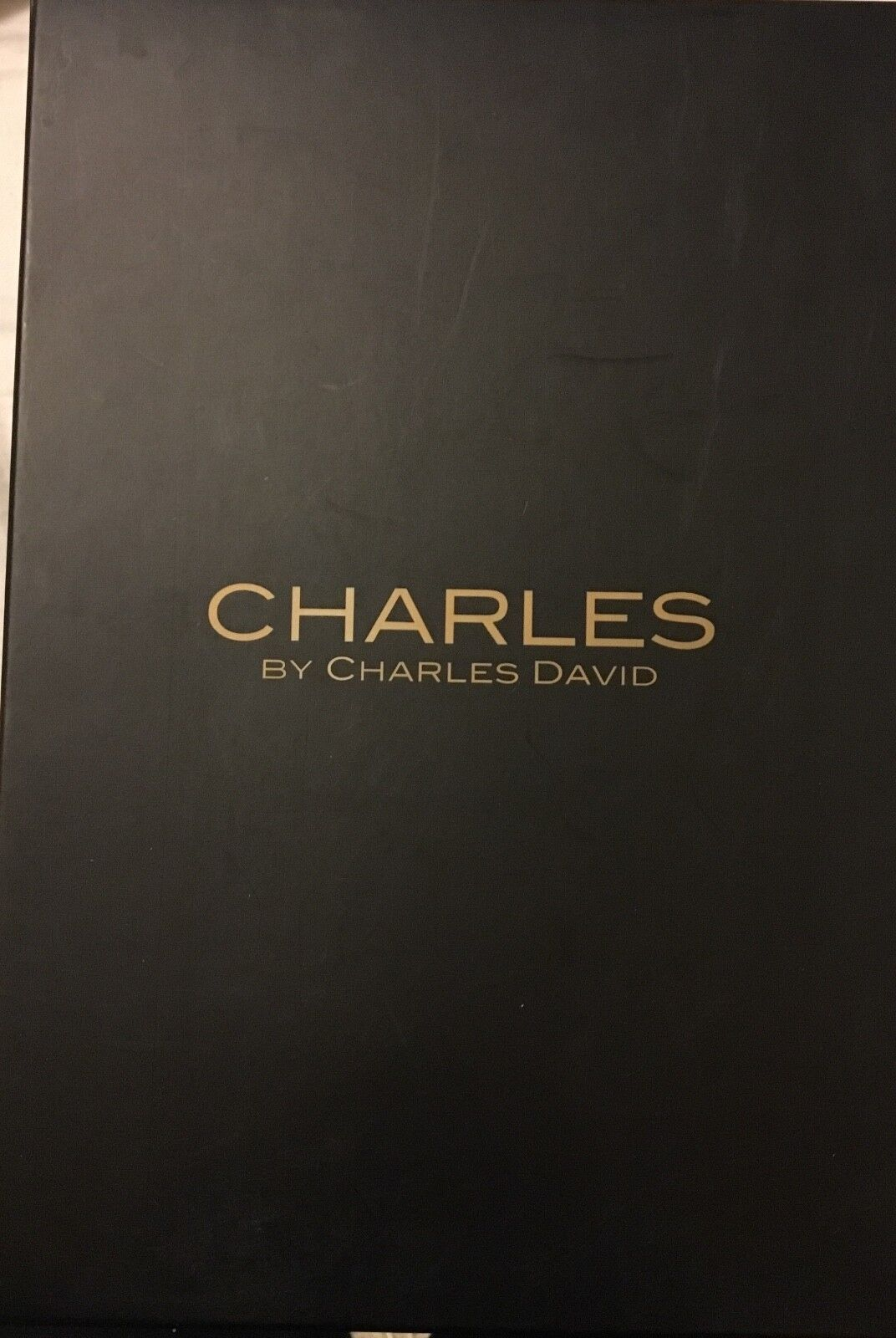 Charles David ankle wrap heels 6.5 black and camel BRAND BRAND BRAND NEW d2ed3a
