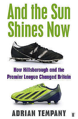 1 of 1 - And The Sun Shines Now - Adrian Tempany - NEW PAPERBACK -  9780571295111