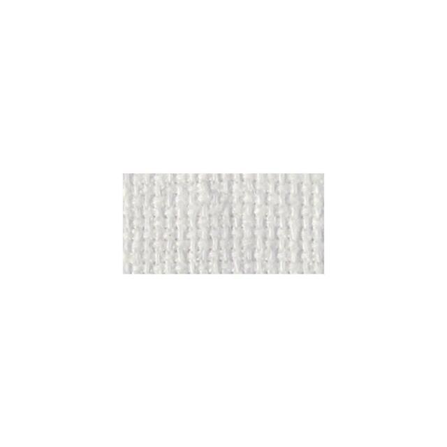 "Charles Craft Silver Standard Cross Stitch Fabric 14 ct Aida 12/""x18/"" Lt Oatmeal"