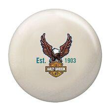 Harley Davidson Bar and Shield Eagle Cue Ball Pool Ball