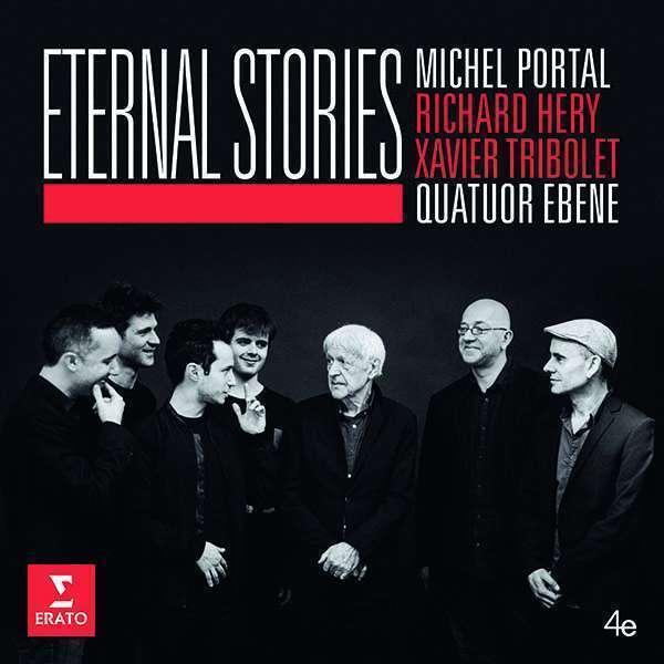 Quatuor Ébène - Eternal Stories Nuevo CD