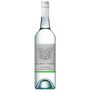 Island Tribe NZ White Wine Sauvignon Blanc 2019 (12 Bottles) Free Shipping!