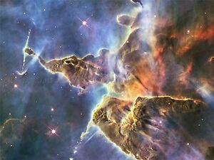 SPACE STARS NEBULA GALAXY UNIVERSE HUBBLE COSMOS POSTER ART PRINT LV11136 Antiquitäten & Kunst Kunst