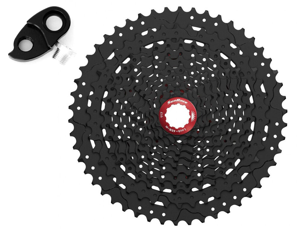 SunRace CSMX8 11S 11-50T MTB Bike  Cassette w  Wide Range Components  quality first consumers first