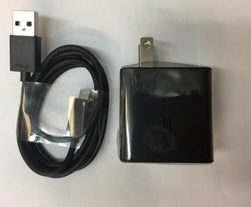 Genuine OEM Asus 5V 2A Charger AD897320 Travel AC Power Adapter 10W with Cable