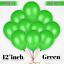 miniature 24 - 50-x-Latex-Plaine-Ballon-Ballons-Helium-Ballons-Mariage-Qualite-Fete-Anniversaire