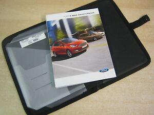ford focus c max owners manual owners handbook 2014 2017 ref w82 ebay rh ebay co uk steris c max service manual ford c max 2010 owners manual