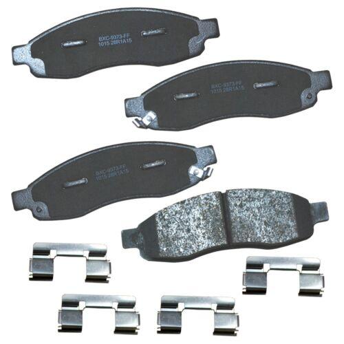 Disc Brake Pad Set-Stop Ceramic Brake Pad Front Bendix SBC1015